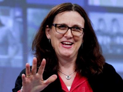 Cecilia Malmström Former EU Commissioner in charge of Trade