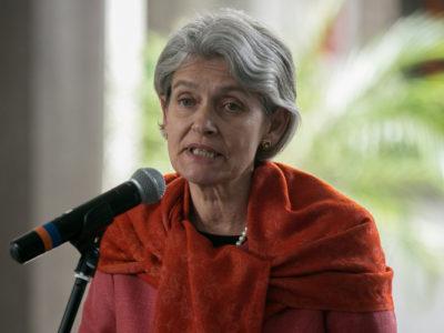 Irina Bokova Former Director-General of UNESCO