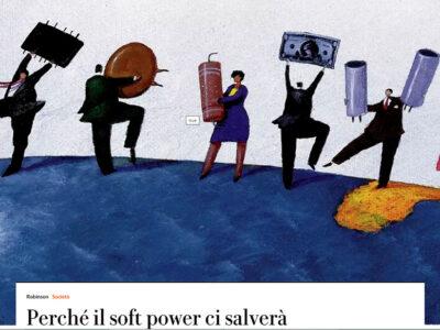 Repubblica Rutelli Soft Power Club Conference