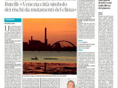 Il Mattino di Padova Soft Power Club - Intervista a Francesco Rutelli
