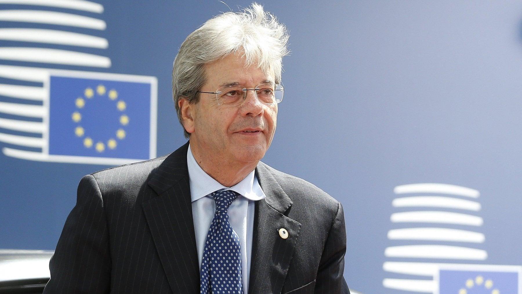 Paolo Gentiloni - Ex presidente del Consiglio dei ministri della Repubblica Italiana